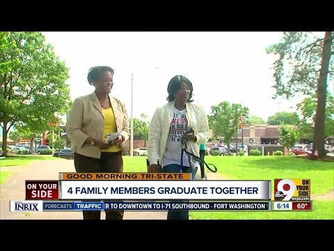 200 adults get high school diplomas in Dohn Community High School's largest-ever class