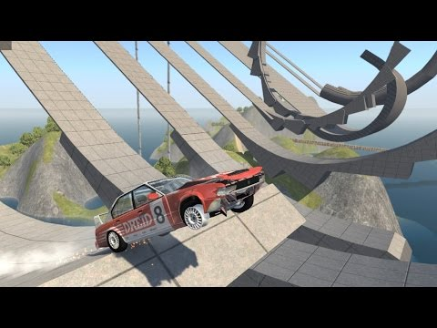 BeamNG.drive - Learn To Fly