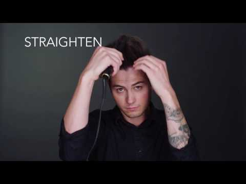 Pompadour Hairstyle for Men Tutorial