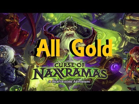Hearthstone - All Golden Naxxramas Cards