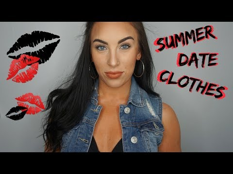 THE BEST STRAPLESS BRA & DATE OUTFITS! | CHELS NICHOLE