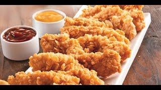 Chicken Fingers/Tenders - Restaraunt Style