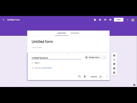 How To Create And Embed Contact Forms using Google Docs