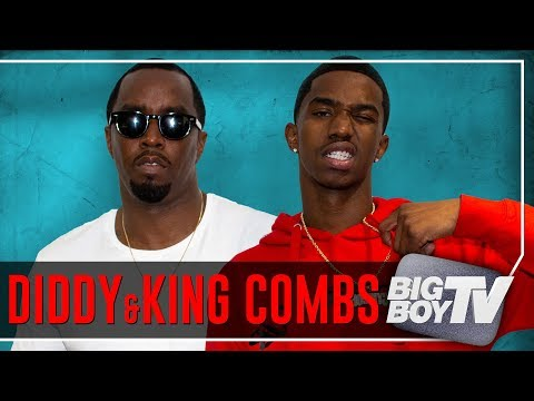 Diddy & King Combs on The Four, Rap Beef, NFL & A Lot More
