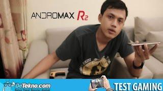 Gaming Test Smartfren Andromax R2