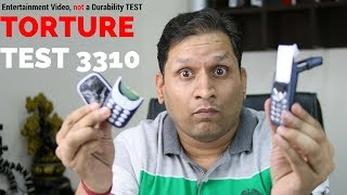 Nokia 3310 Extreme Torture Test | No Survival