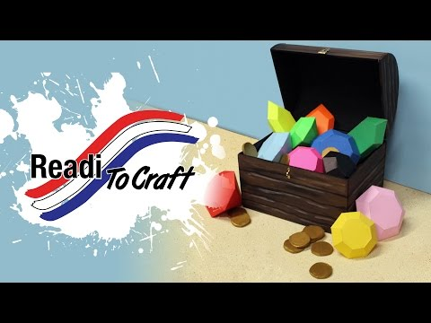 Readi to Craft: Treasure Chest
