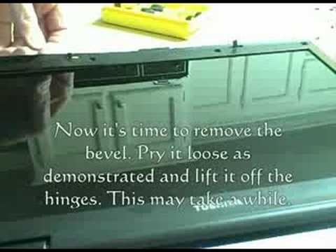 How to Replace the LCD Screen in a Laptop (Tutorial)