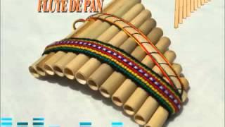 Download Instrumental Andina en Flauta de Pan Melodiosos Sonidos de los majestuOSOS Andes