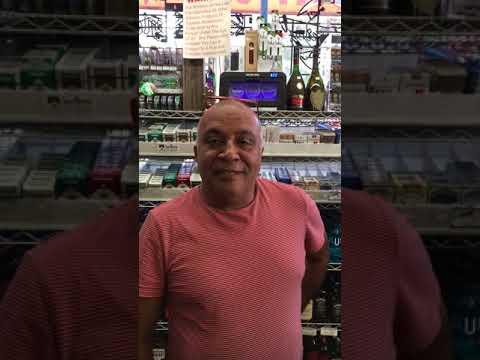 Liquor store owner - Duda