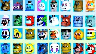 Five Nights at Candy's World - The Adventure