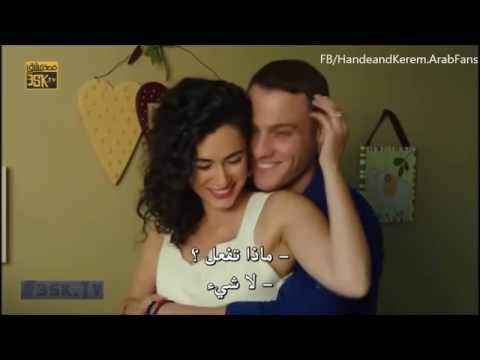 Xxx Mp4 مشهد محذوف من مسلسل ما وراء الشمس قبلة كرم من زينب YouTube 3gp Sex