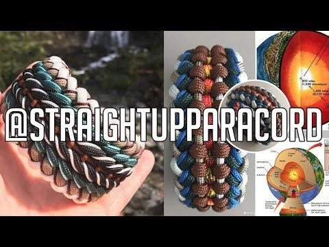Weaver's Spotlight: @straightupparacord   Paracord Community Spotlight