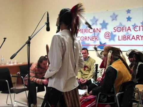 American Indian Heritage 2011 - Sofia.wmv