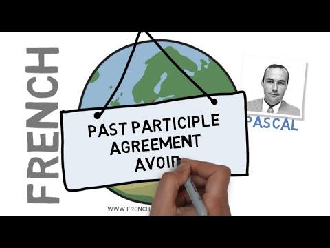 Past Particile agreement with avoir