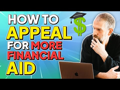 How to Appeal a Financial Aid Award Letter (Full Episode) | The College Essay Guy Podcast