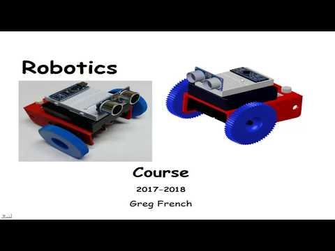 Robotics Lesson 1