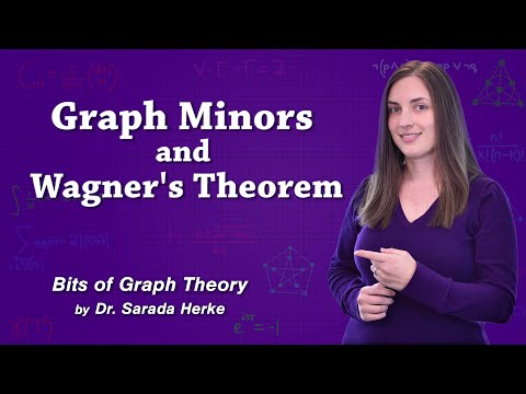 Graph Theory: 62. Graph Minors and Wagner's Theorem