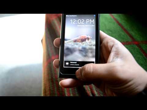 Nokia N9: Interesting Operating System