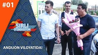 Download Sirli O'zbekiston 1 - son Andijon viloyati (07.09.2019) Video