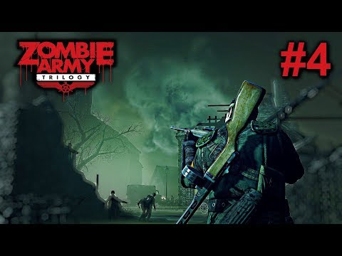 Zombie Army Trilogy (co-op) - Episode 1: Library of Evil