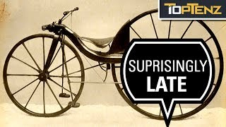 10 Historical Facts That Will Seriously Mess With Your Perception of Time