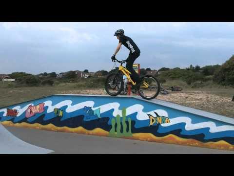 Inspired Bicycles: Euan Beaden - Park 'n' Ride