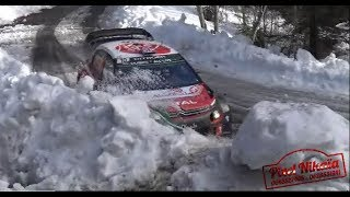 Best of 86éme Rallye monte Carlo 2018 By Pixel Nikaïa