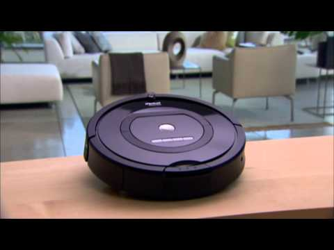 Roomba® 700 series: Getting started