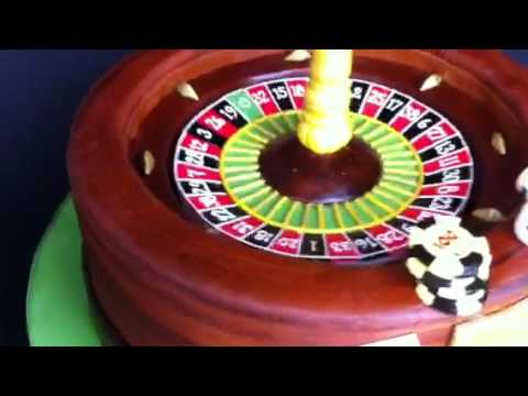 Turnable Roulette Cake.MOV