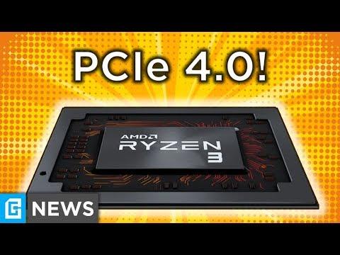 3rd Gen Ryzen Getting PCIe 4.0, RTX Titan Is Coming!