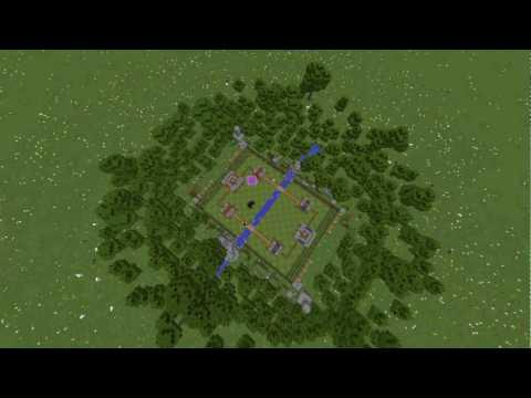 Clash Royale w Minecraft - Training Camp
