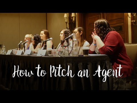 How To Pitch Your Book to a Literary Agent | Leviosa 2016