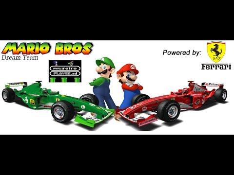 DFR #2  Formula 1 Retro Games