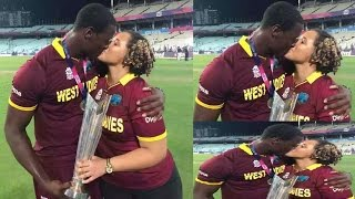 West Indies celebration after winning t20 world cup final 2016
