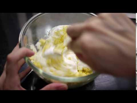 Healthy Greek Yogurt Egg Salad Sandwich (NO mayo)