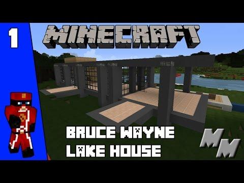 Let's Build | Batman V Superman - Lake House | Part 1