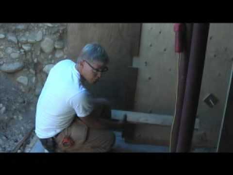 Concrete Walls - Form Prep (Part 2)