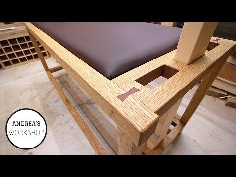 This Bench will Improve Your Health - DIY