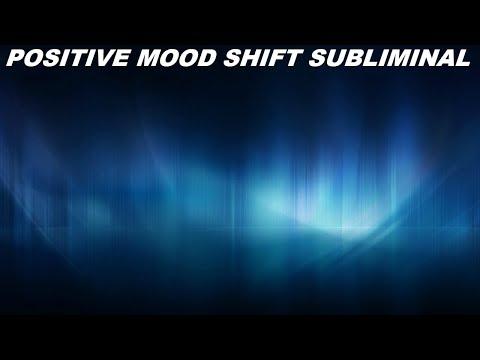 Positive Mood Shift Subliminal (Audio + Visual)