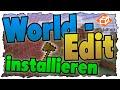 WORLD EDIT im Singleplayer installieren! - Tutorial (einfach)