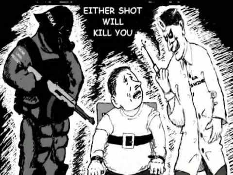 Swine Flu Propaganda Tamiflu Mass Hysteria
