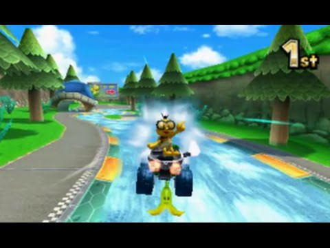 Let's Play Mario Kart 7 - Part 32: Mirror Mode Lightning Cup