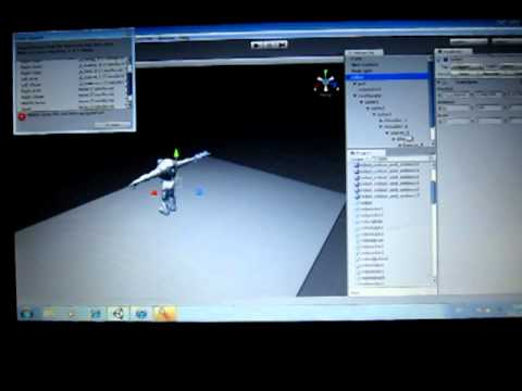 Unity tutorial - How to make a ragdoll of a Robot