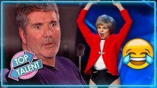 Weirdest and Funniest Auditions on Britain's Got Talent 2019 | Top Talent