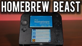 Homebrew on a $40 Nintendo 2DS Handheld | MVG