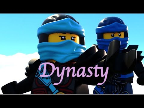 Dynasty - Ninjago (Jay And Nya) Tribute