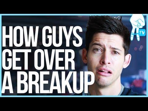 How GUYS get over a BREAKUP! - #DearHunter