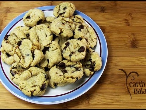 Peanut Butter Chocolate Chip Cookies - The Vegan Zombie - ZOMBIE#11