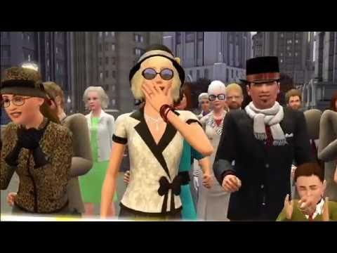 The Sims 3 - Royal Wedding - Will and KateTrailer